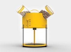 Coffee & Soy Milk Machine - Lior Rokah-Kor