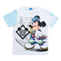 ディズニー ランド 夏祭り 2016 Tシャツ ミッキー S〜LL TDL