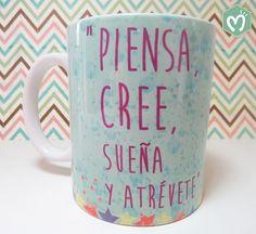 Mugs personalizados para amor y amistad. #Mugs #Diseño #Migas www.migastienda.co Mugs, Tableware, Amor, Friendship, Create, Dinnerware, Tumblers, Tablewares, Mug