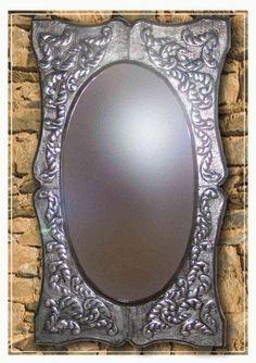 Espejos Espejo Repujado en Aluminio de Taller Creaciones em portugal