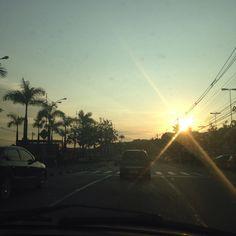 Pra onde tenha Sol é pra lá que eu vou!  #Nofilter #BarueriSp