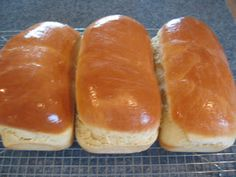 Home Joys: Country White Bread. made a double batch