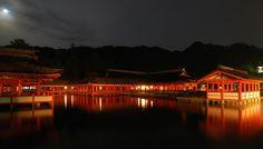 Itsukushima Shinto Shrine(厳島神社)/ Hiroshima(広島)