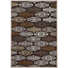 Artistic Weavers Ada Chocolate 7 ft. 6 in. x 10 ft. 6 in. Area Rug-Ada-76106 at The Home Depot