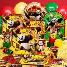 Kung Fu Panda Party Game Ideas