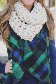 Net Knit Infinity Scarf – UOIOnline.com: Women's Clothing Boutique