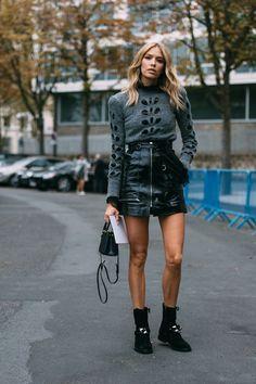 30 Ideas Para Usar Una Pollera En Invierno   Cut & Paste – Blog de Moda