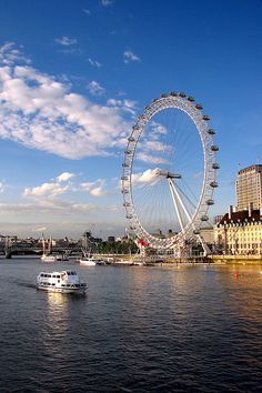 London, I am not missing going on this if I get to go to London again!