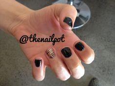 #shellac #nailart Follow me on instagram @thenailpot xx