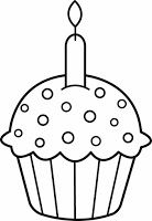 Minnie Mouse Cupcakes Coloring Pages Cupcake Coloring Pages, Birthday Coloring Pages, Animal Coloring Pages, Colouring Pages, Printable Coloring Pages, Coloring Pages For Kids, Coloring Sheets, Cupcake Outline, Cupcake Template