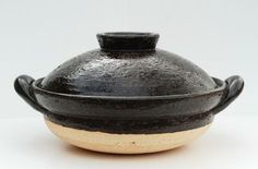 Japanese Hot Pot Cookware and recipes   first about the pot a japanese clay hot pot is