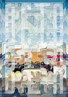 Siggi Eggertsson's pixel art