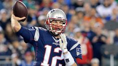 Brady, Patriots rout Dolphins 36-7 behind passing game he threw 356 yards, 4 TD'S and NO interceptions