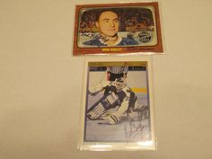 2002 Topps Certified Autograph Issue Red Kelly plus Peter Ing 1991 O-Pee-Chee Hockey Cards, Baseball Cards, Bobby Hull, Buffalo Sabres, Edmonton Oilers, Toronto Maple Leafs, Detroit Red Wings, Chrome, Auction