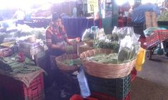 Roswitablog: Mercados olores y sabores