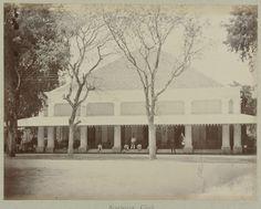 De Simpang Club in Soerabaja Dutch East Indies, Dutch Colonial, Natural Resources, Surabaya, Club, Culture, History, Architecture, Java