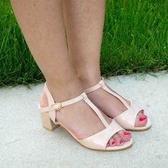 Poze Sandale Clarissa  Bej 4 cm