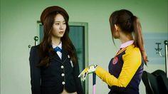 #KrystalJung #LeeBoNa #TheHeirs