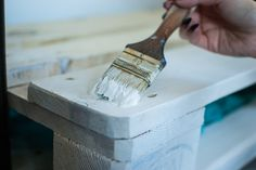 Learn how to paint furniture three ways. http://qoo.ly/hvti5