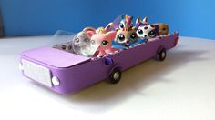 How to Make an LPS Limo: Doll DIY