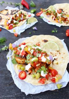 ... Tacos! on Pinterest | Tacos, Pulled Pork Tacos and Street Tacos