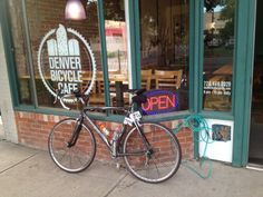 Bike repair, indy coffee and micro brews all under one roof