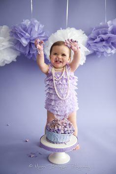 So cute...so sweet! 1st birthday photo ideas!