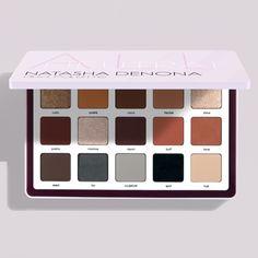 Pallette, Neutral Eyeshadow Palette, Makeup Palette, Best High End Makeup, High End Makeup Brands, Makeup Geek Eyeshadow, Makeup Brushes, Eyebrow Makeup, Kiss Makeup