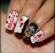 Thriller nails