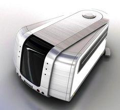 """Odorico Pordenone"" Caravan Concept"