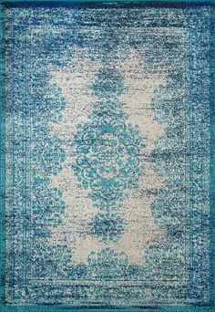 Add a traditional touch to your home with this machine-woven, 100 percent polypropylene speckled medallion rug. The rug is made using 100 polypropylene and is extremely soft, easy to maintain and available in beautiful pastel colors.