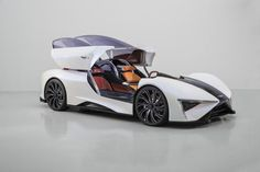 TECHRULES DEBUTS PRODUCTION DESIGN FOR THE Ren SUPERCAR