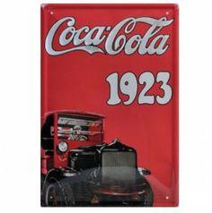 1923 Coca-Cola Sign $20