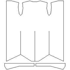 Under tunic template