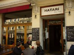 Hatari - Restaurant Hamburg