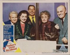 Father's Little Dividend - Lobby card
