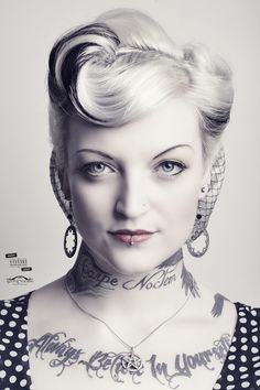 1940s style meets 21st century by Becks Simpson. Photo Scott Chalmers