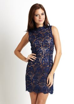 great little lace coctail dress <3