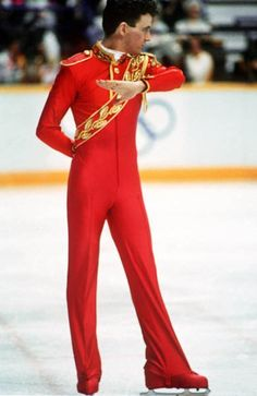 Brian Orser-Battle of the Brian's Calgary 1988
