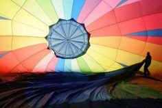 LIVE: Bristol Balloon Fiesta: Final mass ascent details, traffic updates and…