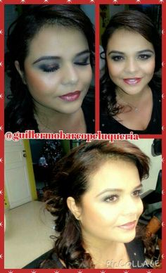 Make up by Guillermobarcopeluqueria