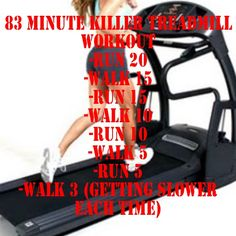 I did this and my legs felt like jello, but its well worth it! You'll burn between 1000 and 1200 calories and feel fantastic about your latest accomplishment!!! Try it out for yourself (and comment to let me know how you did/felt!)