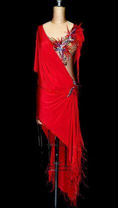 latin-dancewear-Crimson-Creation-L13026