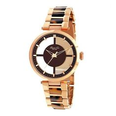 Kenneth Cole Female Dress Watch  KC4766 Two-Tone  Analog Sale price. $84.95