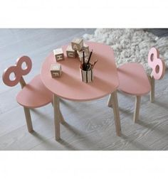 Double-O Chair - white Half Moon Table, Kids Sofa, Kids Room Furniture, Girl Room, Child's Room, Baby Room, Moon Shapes, Table Dimensions, Burke Decor