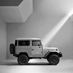 FJ40 Land Cruiser... dO YOU SEE THE LIGHT??
