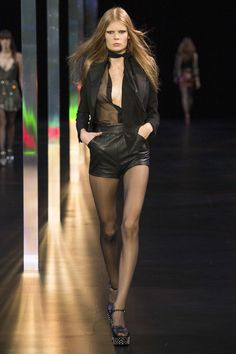 Saint Laurent printemps-été 2015|53