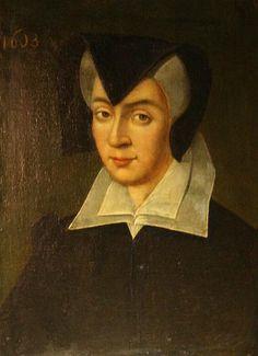 Franz von Sales_seine Mutter_02.jpg - Francoise de Sionnaz, Frau von Boisy (1551-1610), Mutter des hl. Franz von Sales