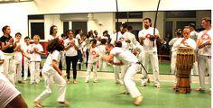 Fünf Gründe für Capoeira - Pointer-Vloggerin Ruth versucht dich von den Vorzügen des brasilianischen Kampftanzes Capoeira zu überzeugen.