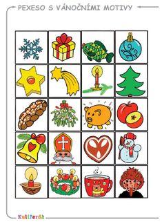 Sada pěti pracovních sešitů pro celoroční přípravu předškoláků na vstup do školy - vydání pro školní rok 2020/2021. Aa School, School Clubs, Advent Calendar, Holiday Decor, Christmas, Winter Time, Xmas, Noel, Pictorial Maps
